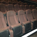 Martinez used theater seating