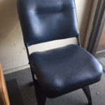 used folding club theater seat