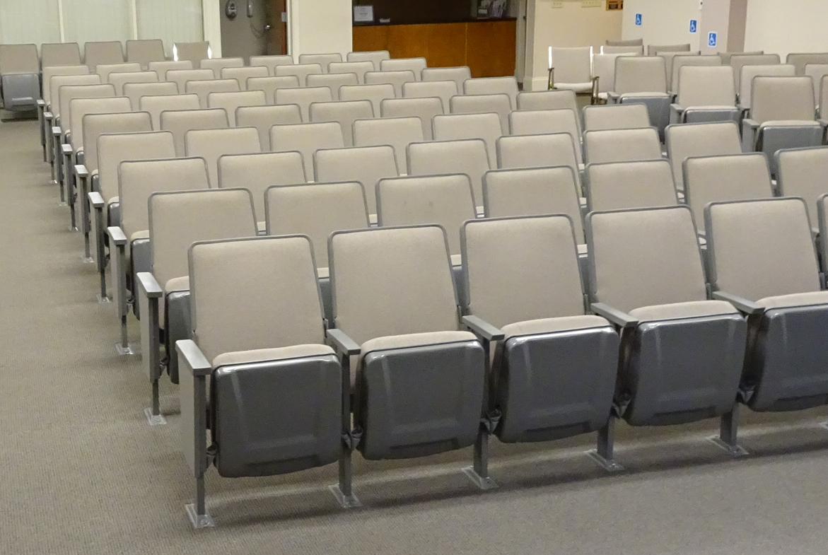 used theater seating El Cerro