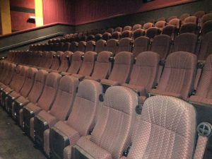 Petaluma used theater seats