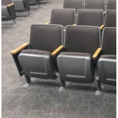 Muskegon Citation used theater auditorium church chairs seats