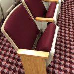 Used AUDITORIUM THEATER CHURCH SEATING