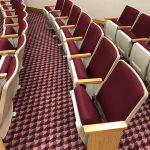 Used theater auditorium church seats