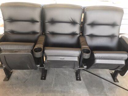 Los Feliz used theater seating