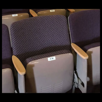 used theate rseating St. Pete FL Playhouse