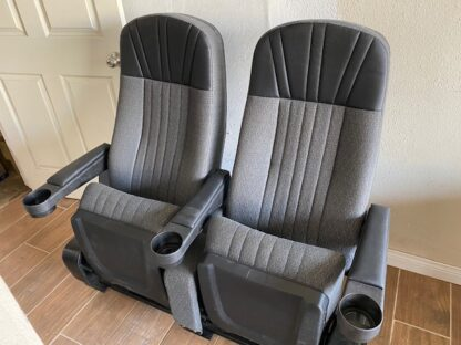 Used theater seating Name: Game Show chairs
