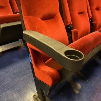 used theater seating parker