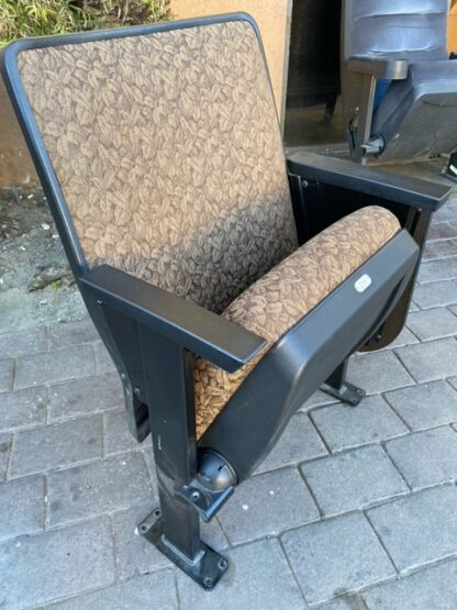 Rock Citation fixed back church chairs theater seating